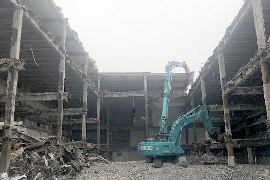 商業用ビル、商業施設解体